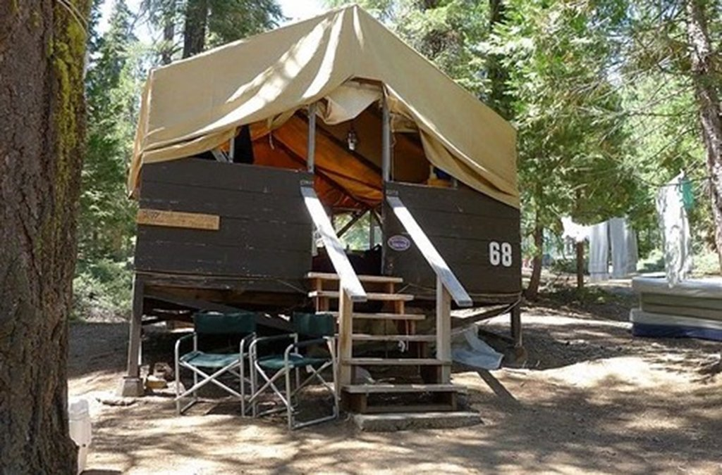 Lair of the Bear Family Camp
