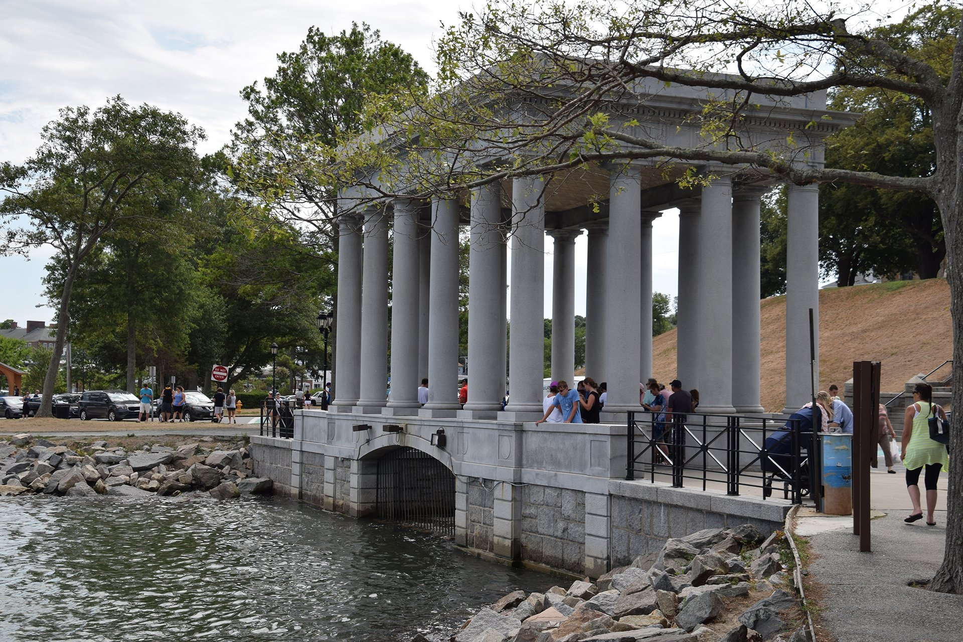 Plymouth Rock – More Like A Stone