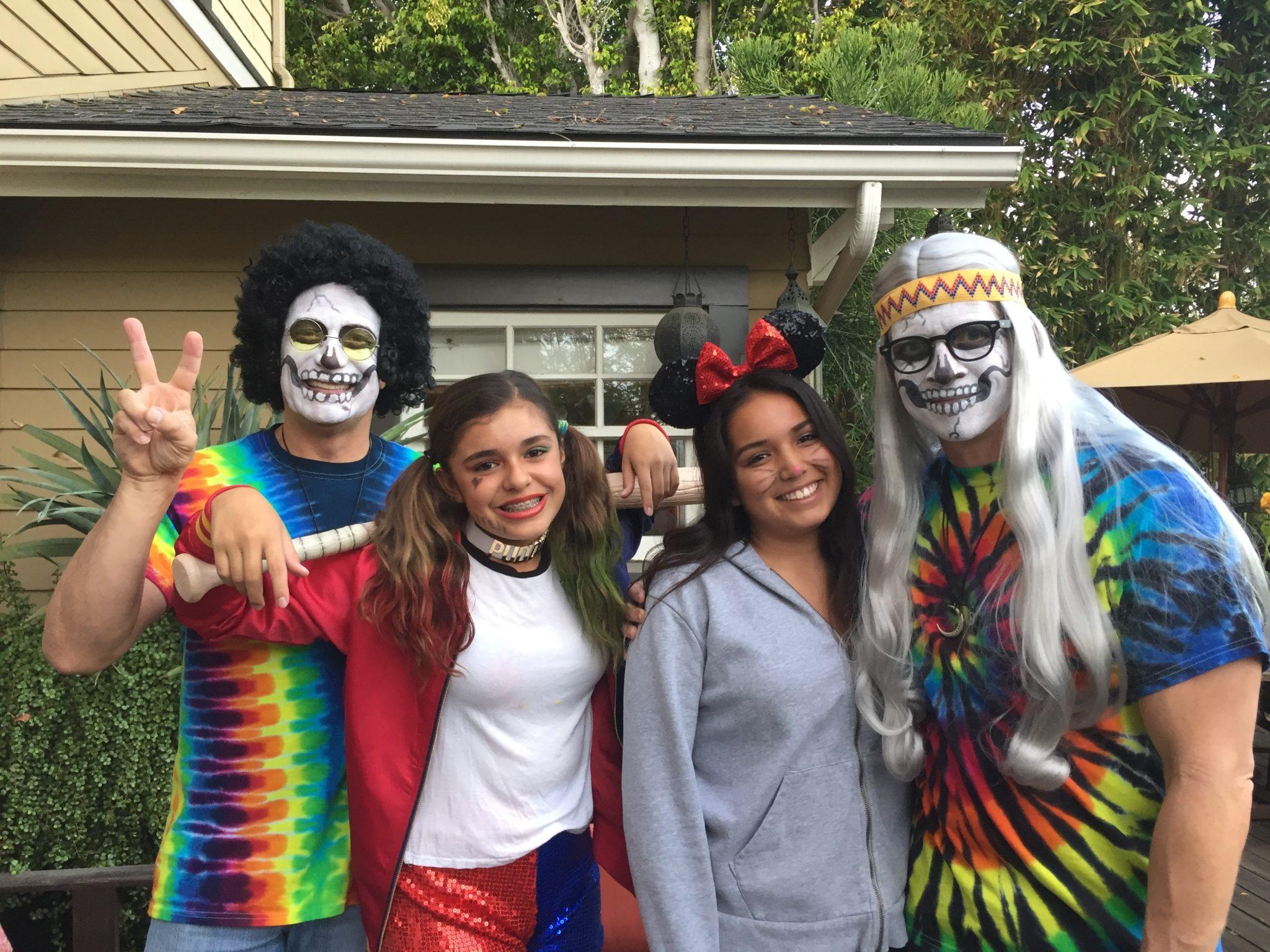 Grateful Dead Halloween costumes