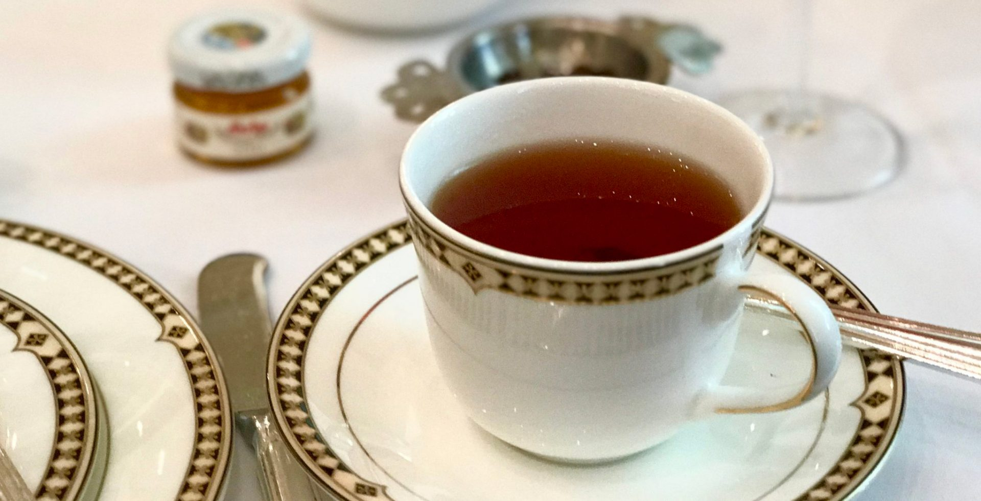 High Tea at the Seattle Fairmont Olympic Hotel