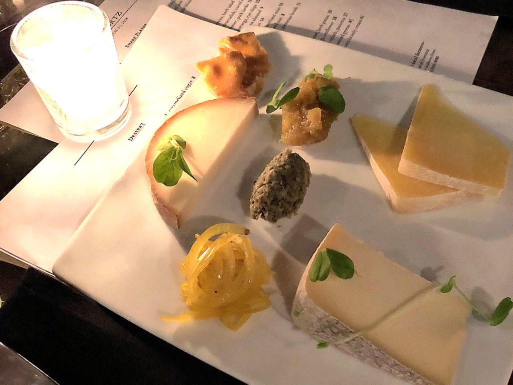 V. Mertz serves up delicious cheese