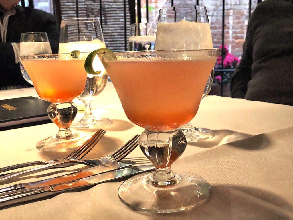 V. Mertz serves up some great cocktails