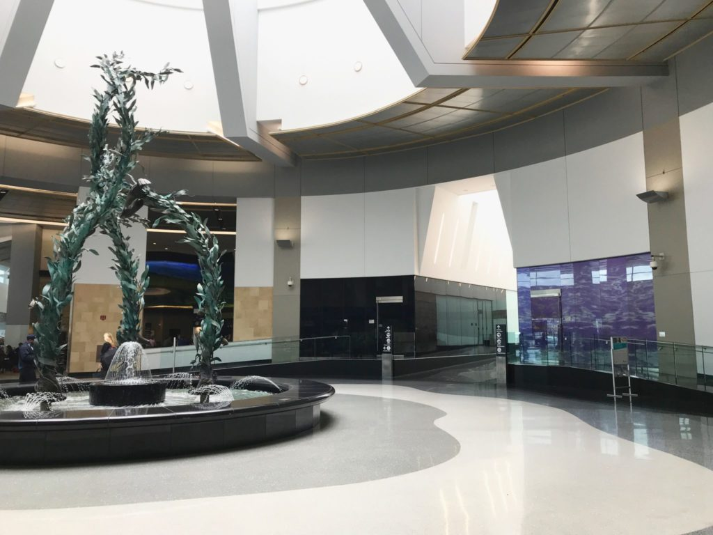 Terminal 2 obscure exit
