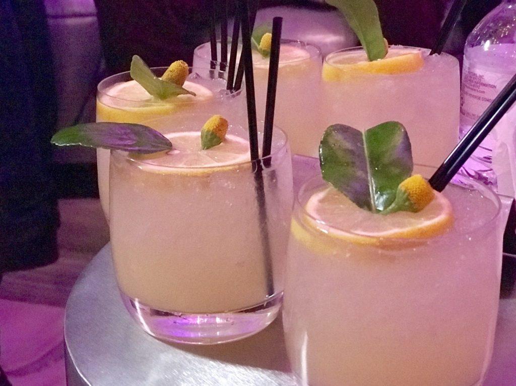 Chandelier Bar secret cocktail