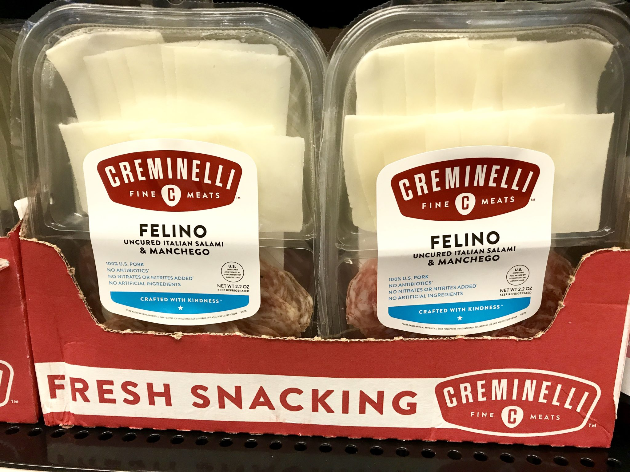 Snack Trays from Creminelli