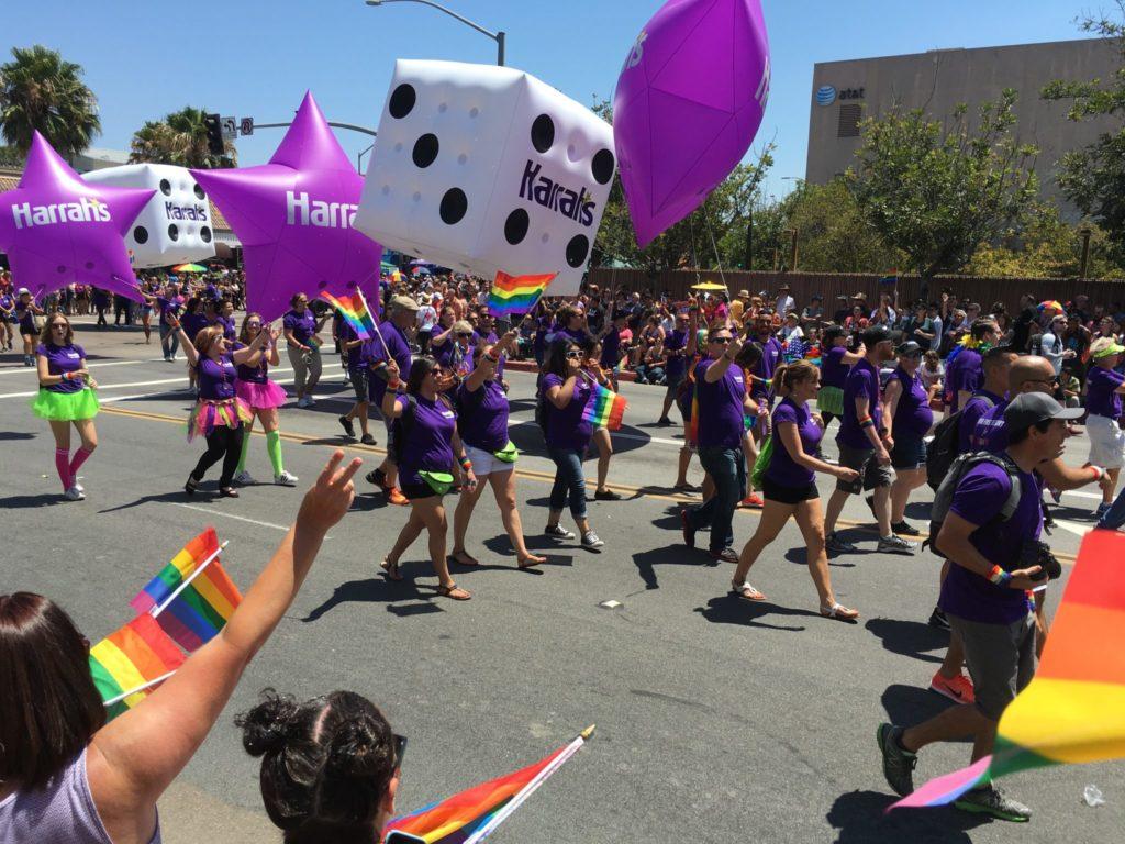 San Diego Pride corporate sponsors