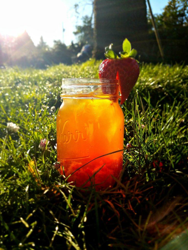 Strawberry Iced Tea recipe
