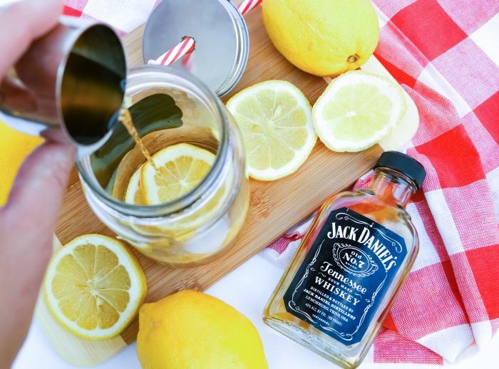 Jack Daniels Iced Tea