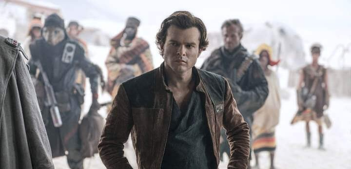 young Han Solo