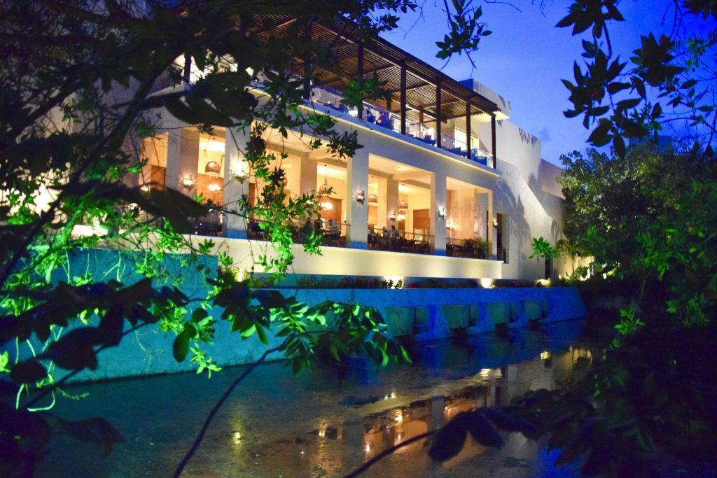 El Puerto Restaurant at Fairmont Hotel Mayakoba