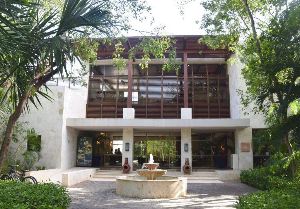 Willow Stream Spa at the Fairmont Hotel Mayakoba