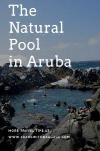 The Natural Pool in Aruba