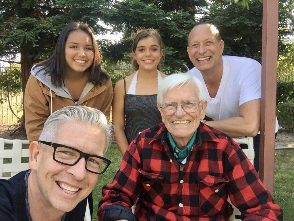 multi generational family