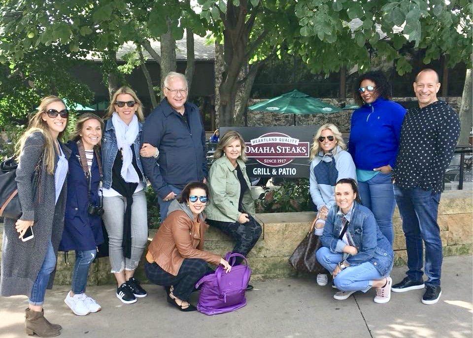Bruce Simon at Omaha Zoo