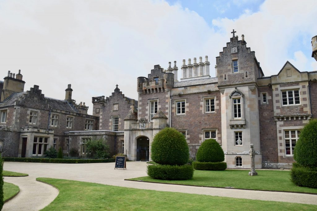 Abbotsford House of Sir Walter Scott
