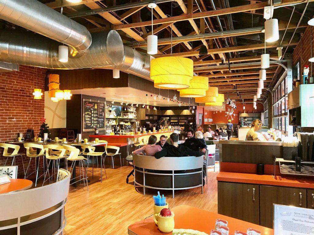 Snooze Eatery interior Tempe Arizona
