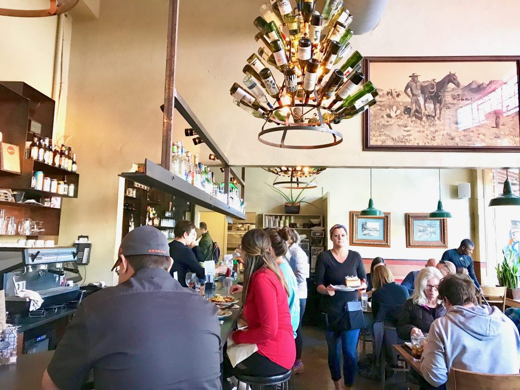 Cup Cafe interior Hotel Congress Tucson