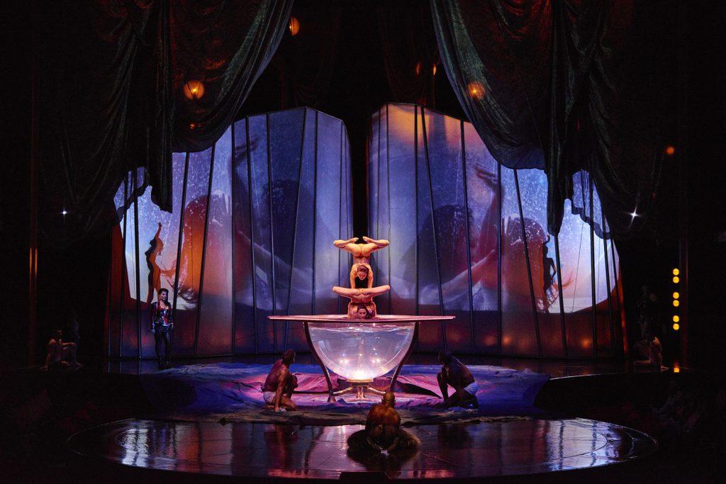 Zumanity Cirque de Soleil Las Vegas