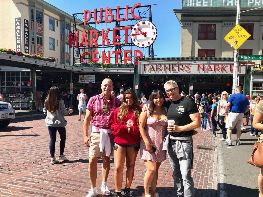 Pike's Market Seattle