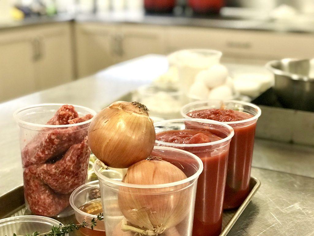 ragu ingredients to make pasta sauce
