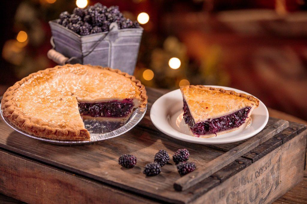 Boysenberry Pie Knott's Berry Farm