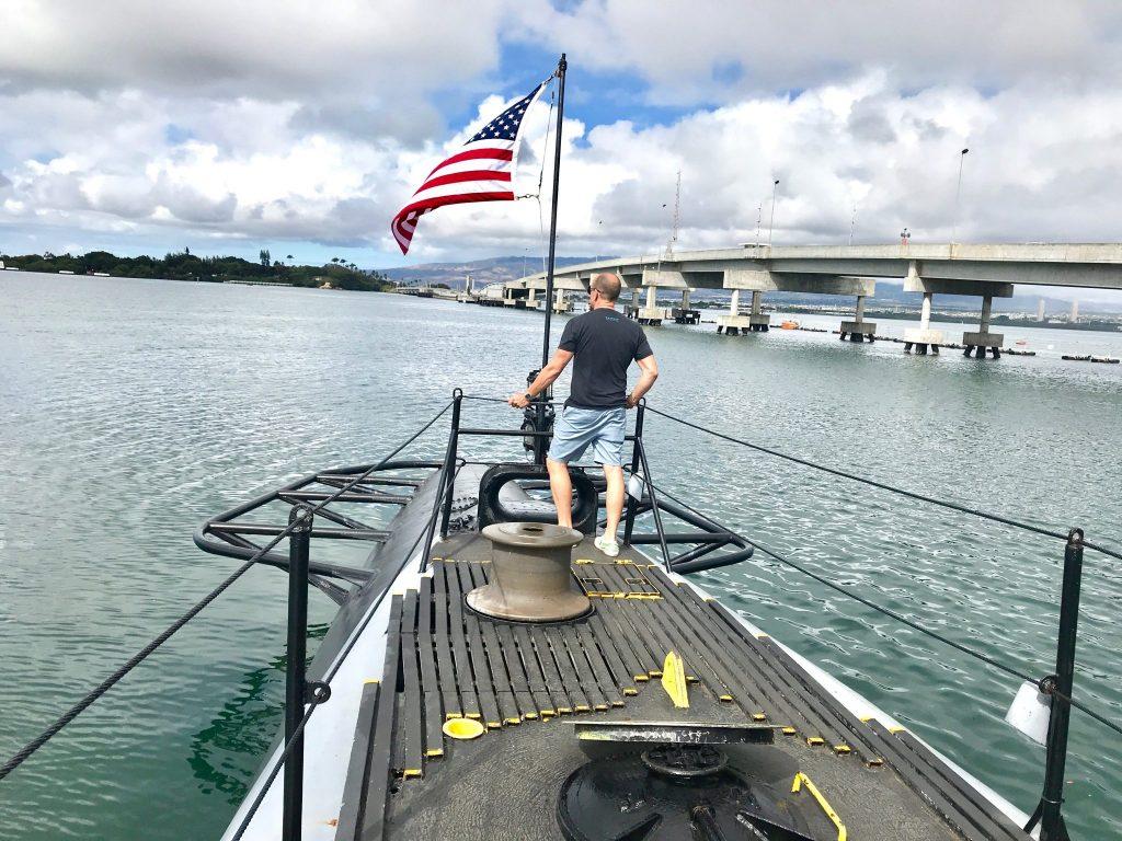 USS Bowfin submarine Pearl Harbor Honolulu