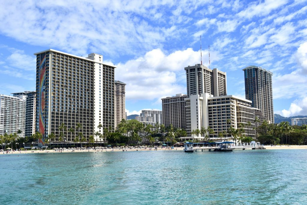 Hilton Hawaiian Village Waikiki Resort Honolulu