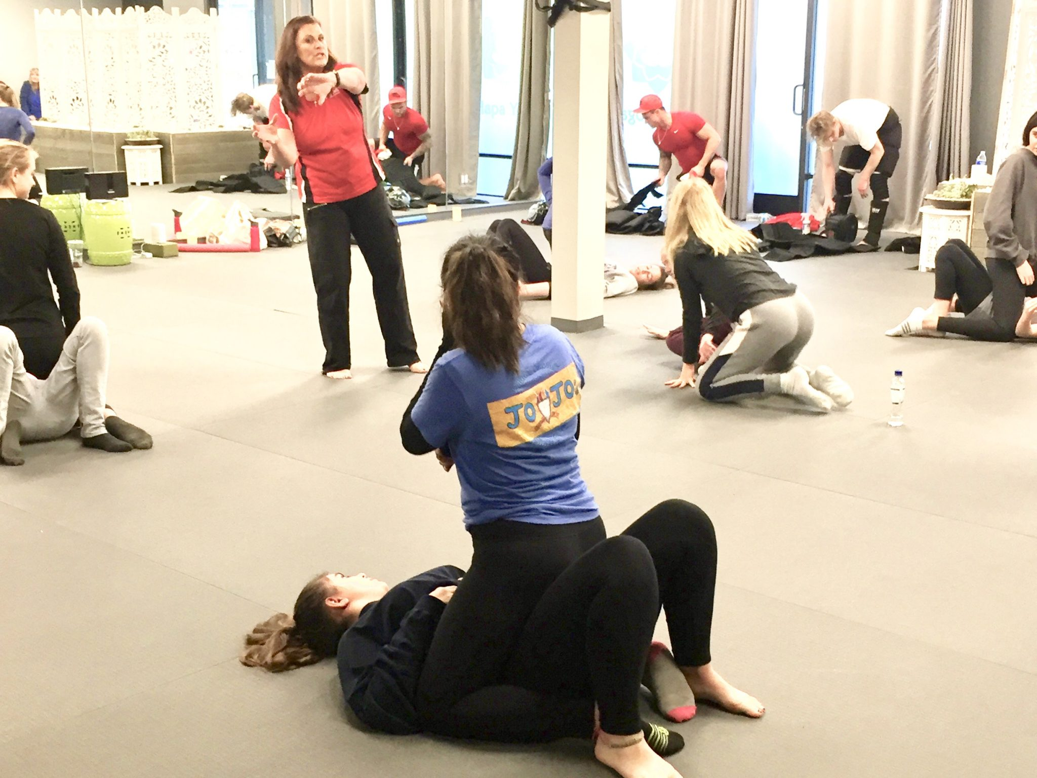 Self Defense Classes for Teens