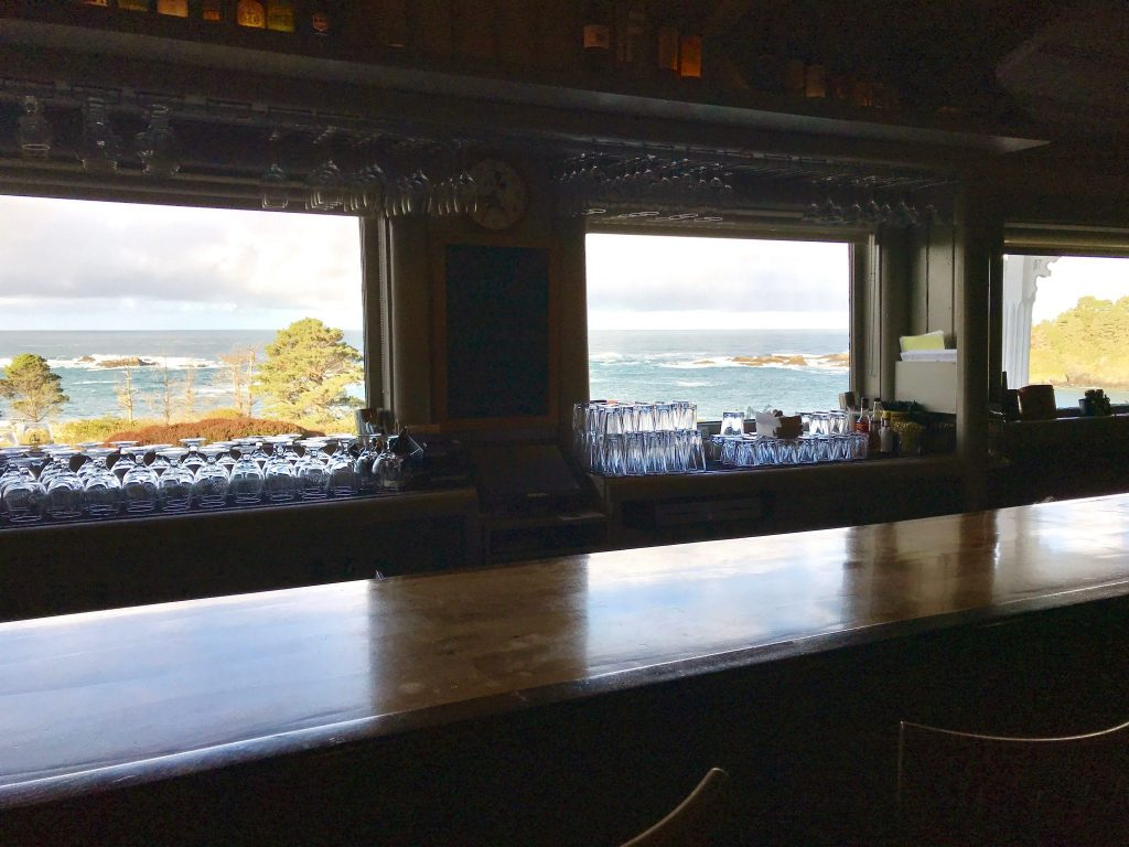 Ole's Whale Watch Bar at Little River Inn Mendocino