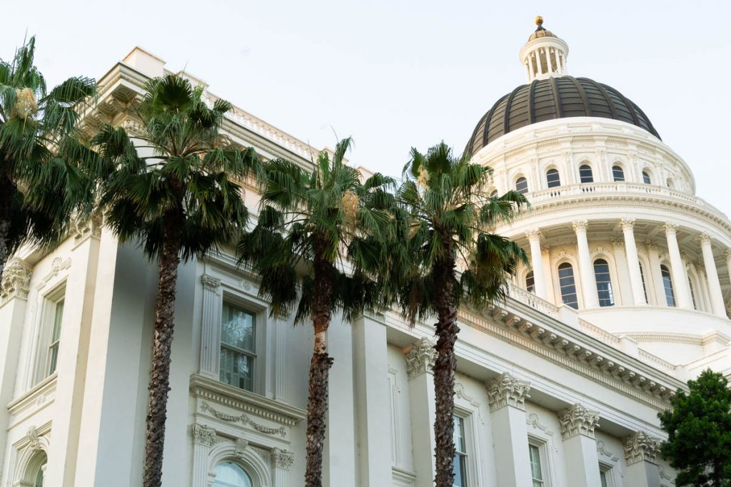 The Capital in Sacramento