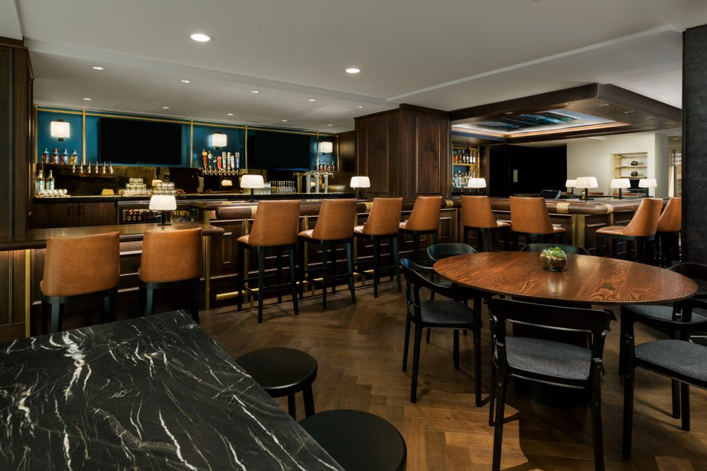 Seven Stills Bar and Restaurant at Stanford Court Hotel