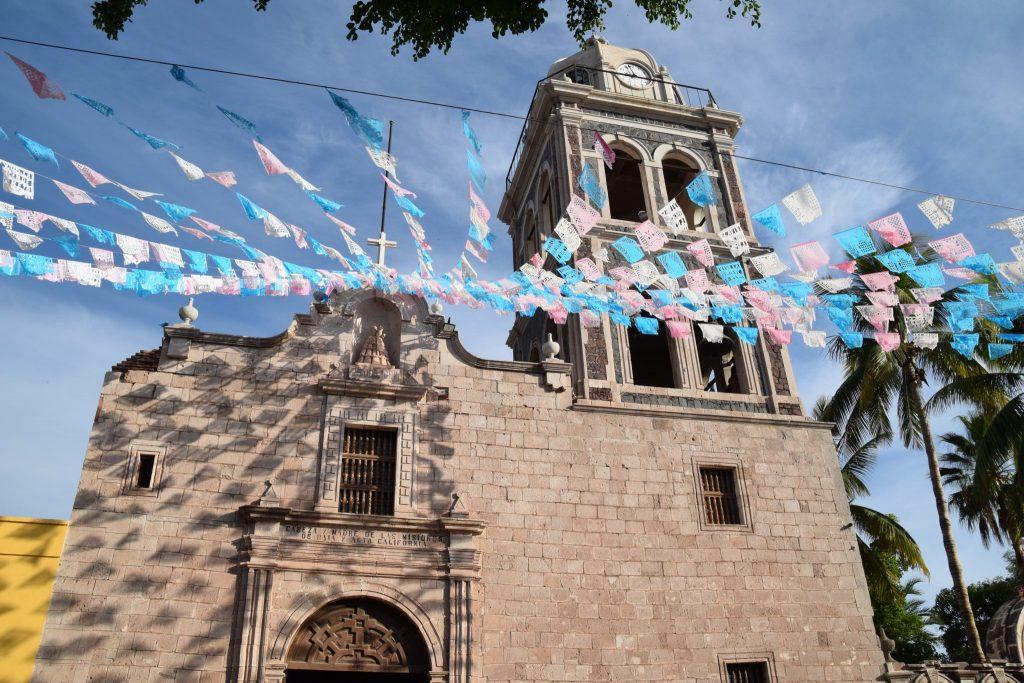 Misíon de Nuestros Señora de Loreto in Loreto, Mexico
