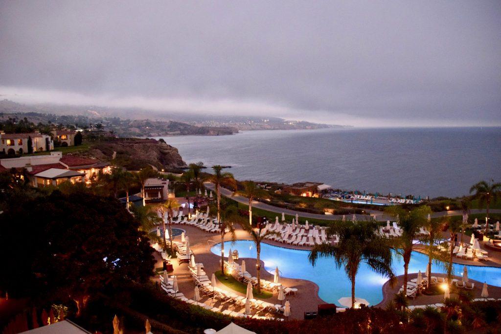 Main pool at Terranea Resort