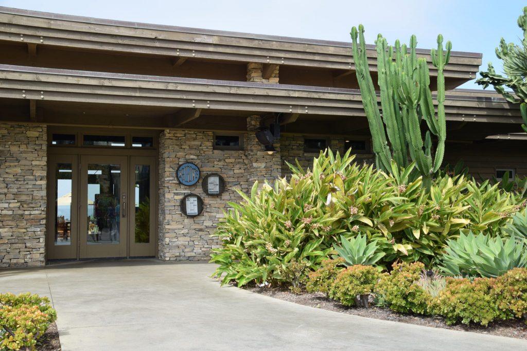 Nelson's Restaurant at Terranea Resort & Spa near Los Angeles