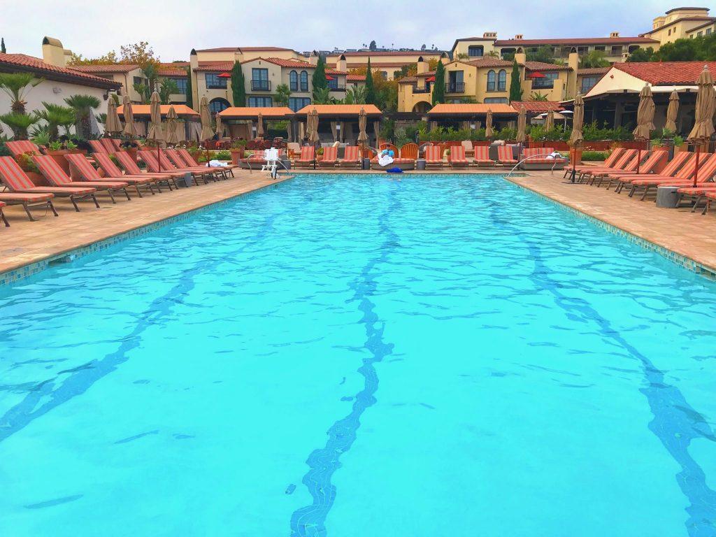 Spa Pool at Terranea