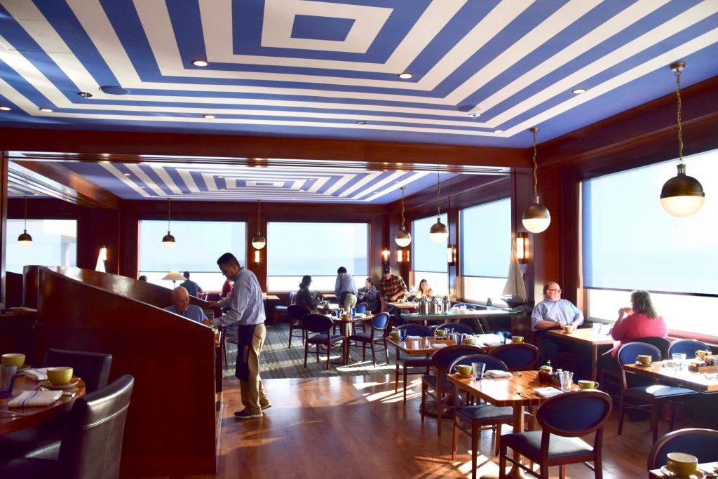 Schooners Coastal Kitchen & Bar at Monterey Plaza Hotel & Spa