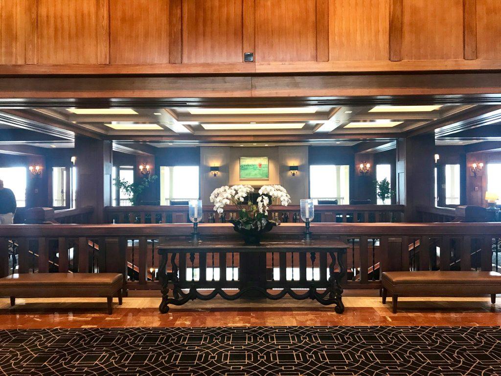 lobby entrance at Monterey Plaza Hotel & Spa