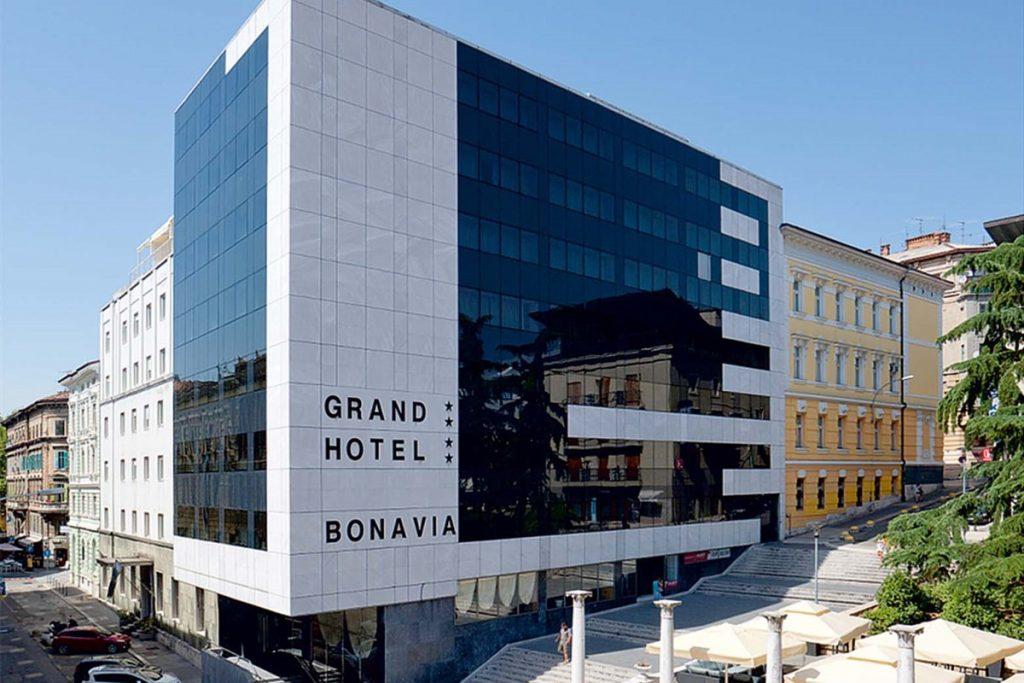 Grand Hotel Bonavia, Rijeka, Croatia