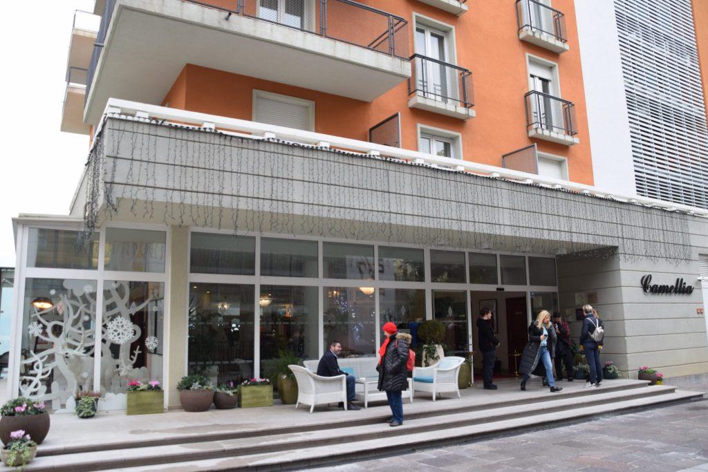 Gardenija Hotel in Opatija, Croatia