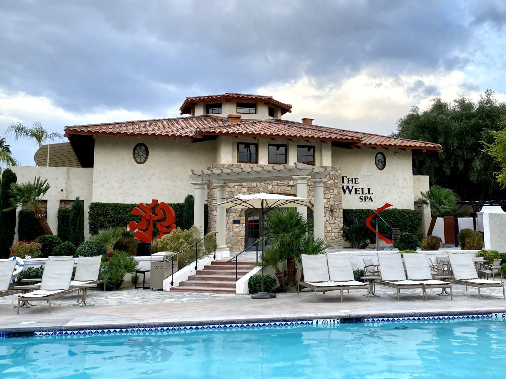 The Well Spa at Miramonte Resort & Spa in Indian Wells, CA