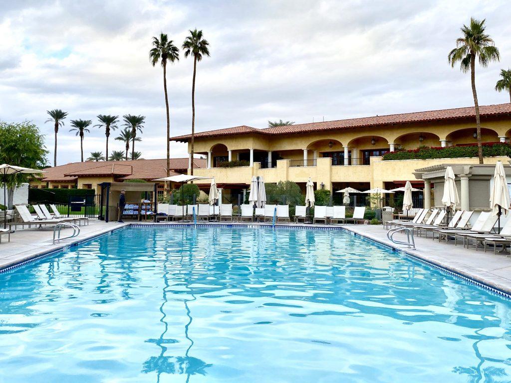 main pool area at Miramonte Resort & Spa