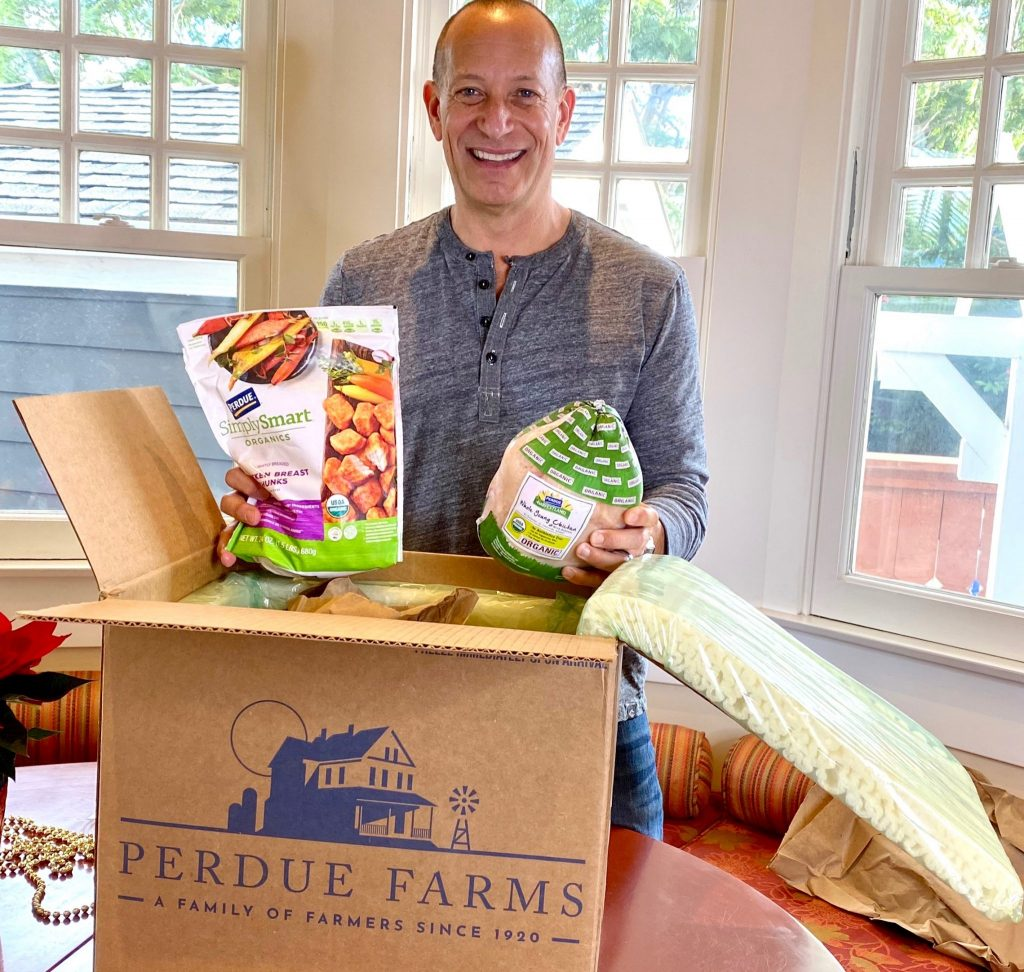 Perdue Farms deliverers quality meats to homes