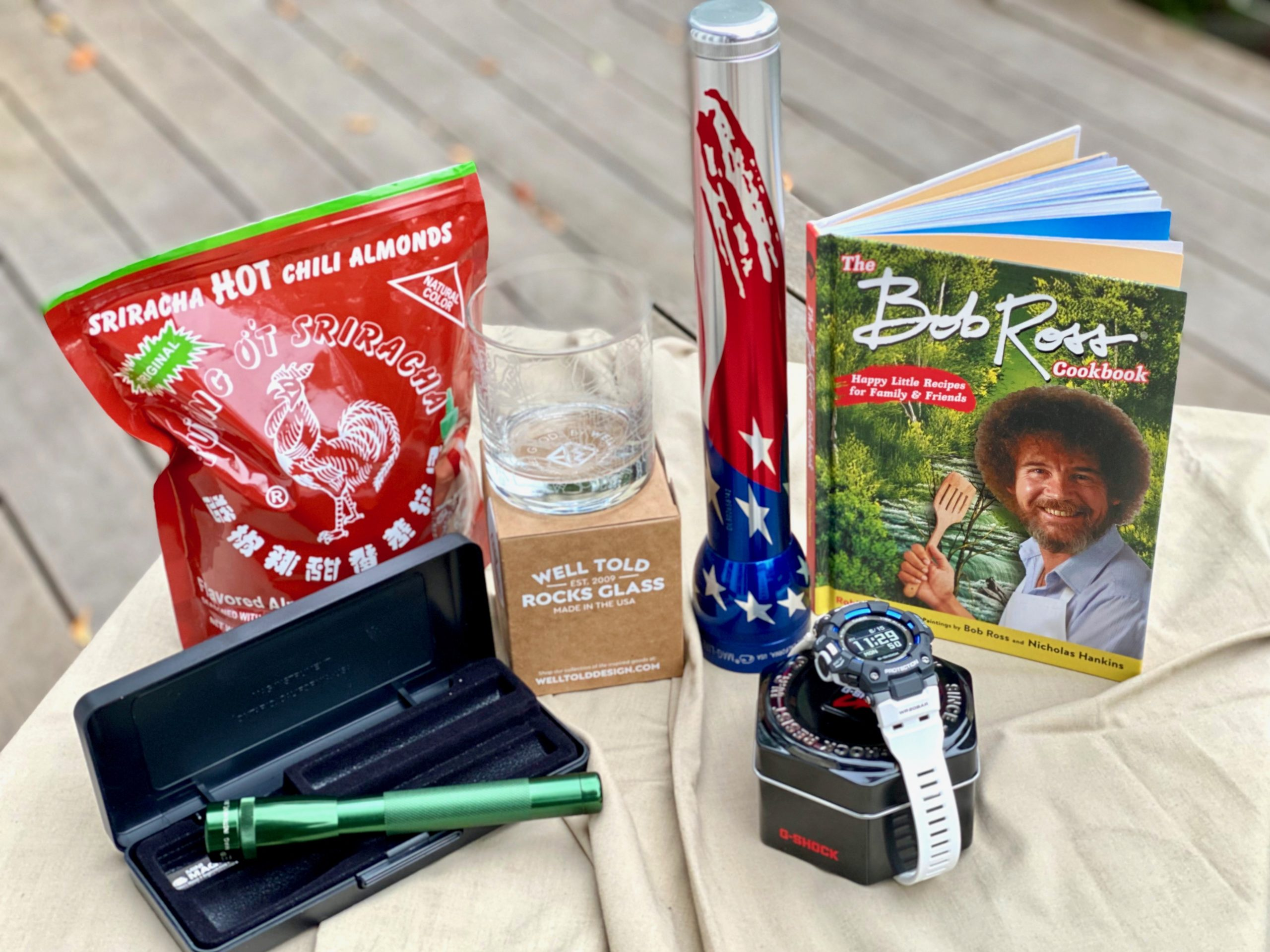 Selection of Father's Day gifts