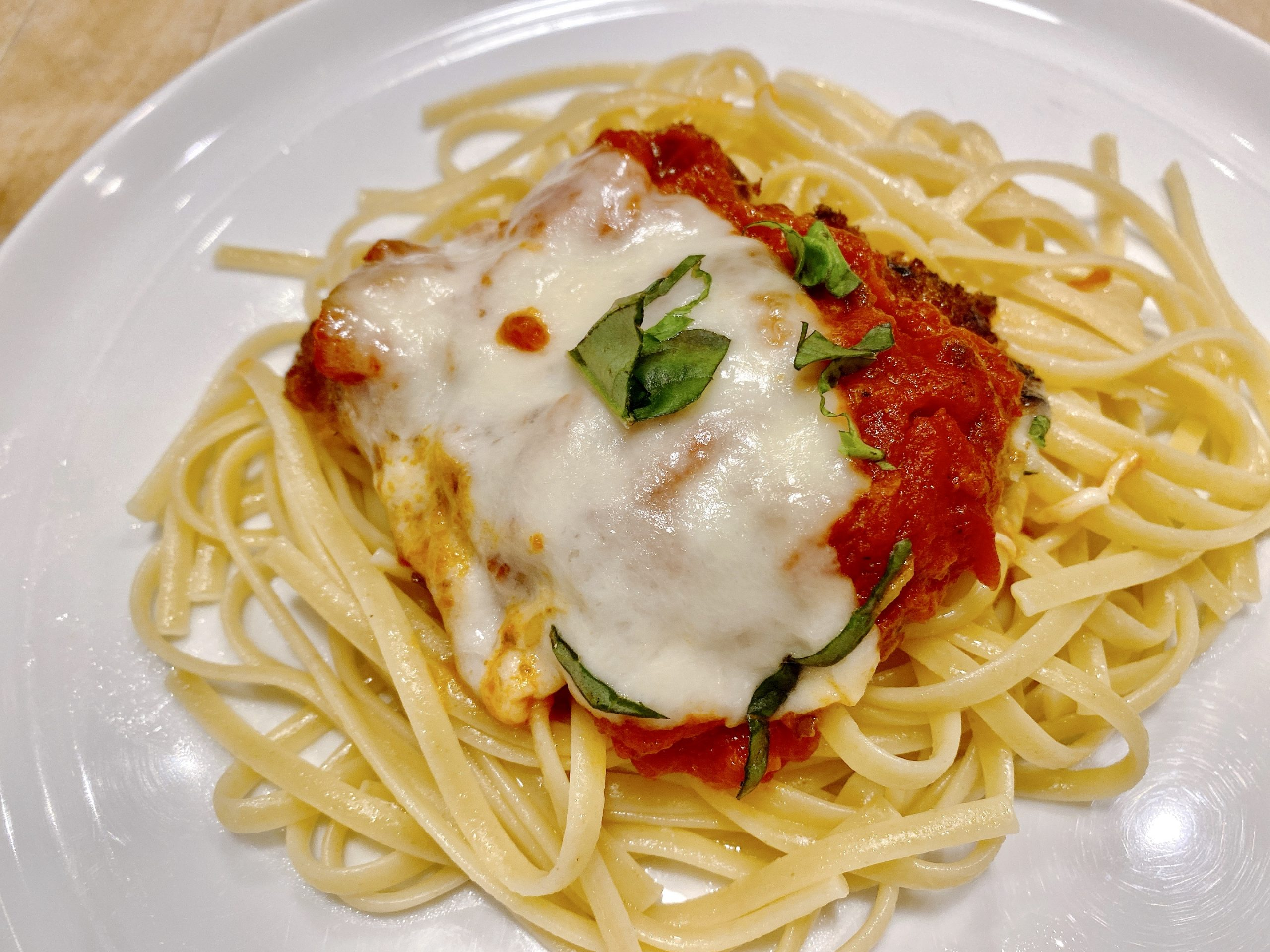 The Chicken Parmesan Recipe Your Nana Would Be Proud Of