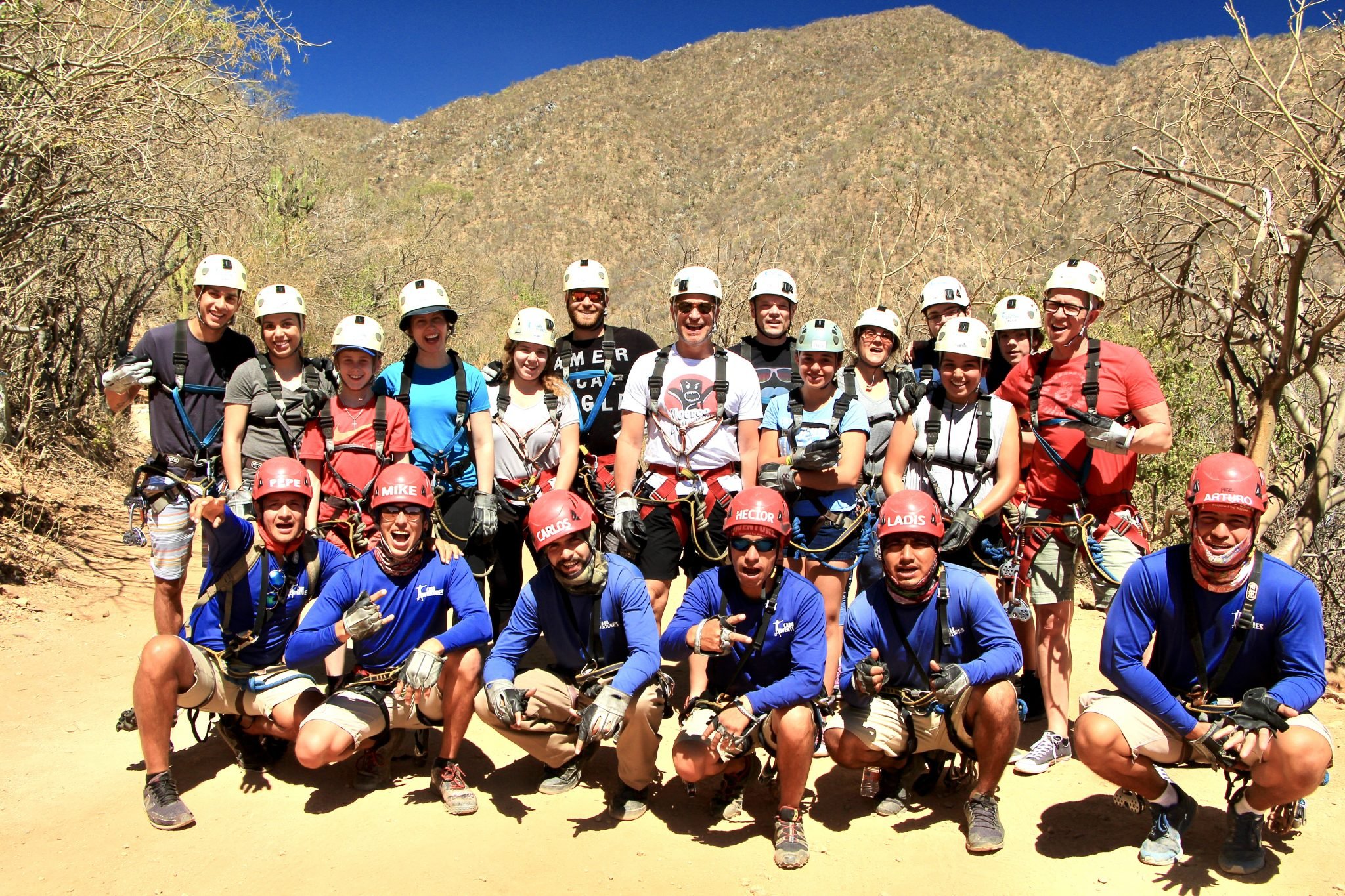 Best Family Zipline Adventure in Los Cabos